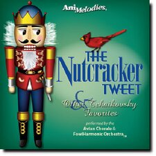 The Nutcracker Tweet CD