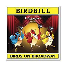 Birds on Broadway CD