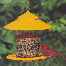 Granary Style Hopper Bird Feeder