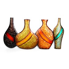 Vase Collection Wall Art