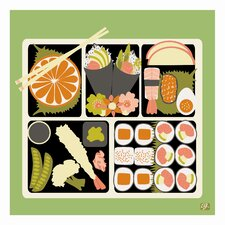 Bento Graphic Art