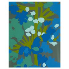 Blue Green 2 Giclee Print Art