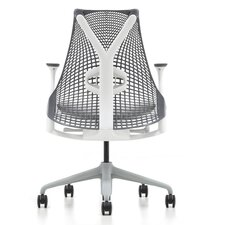 <strong>Herman Miller ®</strong> Sayl Executive Chair in Fog