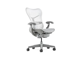 Mirra Executive Chair in Blue Fog
