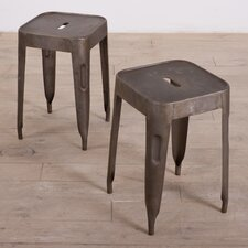 <strong>CG Sparks</strong> Madurai Accent Stool (Set of 2)