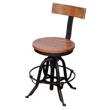 "<strong>CG Sparks</strong> Umaria 18"" Adjustable Bar Stool"