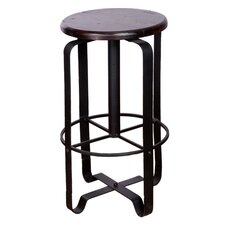"Bandhavgarh 26"" Adjustable Bar Stool"