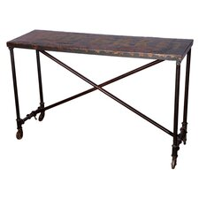 Freight Truck Console Table