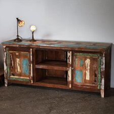 "<strong>Wildon Home ®</strong> Reclaimed 71"" TV Stand"