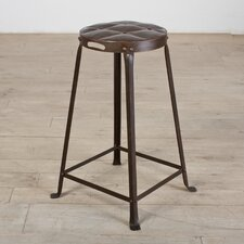 "Tufted Top 26"" Bar Stool"