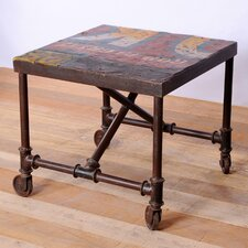 Freight Truck End Table