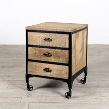 Jean 3 Drawer Chest