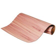 Cedar Paper (Roll) in Natural Cedar Finish