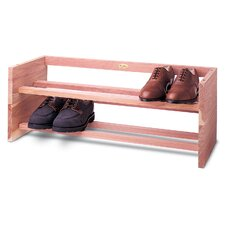 <strong>Woodlore</strong> Large Shoe Rack