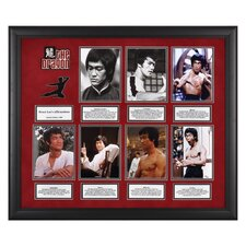 Bruce Lee 'Affirmations' Limited Edition Framed Memorabilia