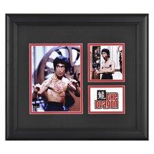 Bruce Lee 'The Dragon' I Framed Memorabilia