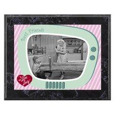 I Love Lucy 'Baking Bread' Memorabilia Plaque