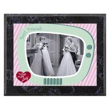 I Love Lucy 'The Same Dress' Memorabilia Plaque