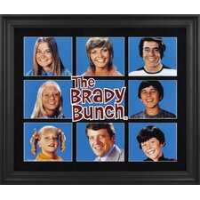 "The Brady Bunch Limited Edition Framed Presentation - 23"" x 27"""