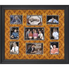 "Cheers Limited Edition Framed Presentation with Nine Photos - 23"" x 17"""