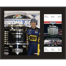 NASCAR 2012 Daytona 500 Champion Sublimated Plaque