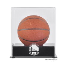 NBA Mini Basketball Display Case