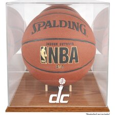 NBA Logo Basketball Display Case