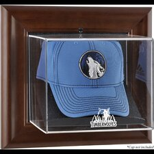 NBA Wall Mounted Cap Display Case