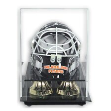 NHL Mini Hockey Mask Display Case