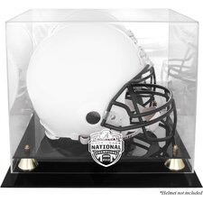 Alabama Crimson Tide 2012 BCS Champions Helmet Display Case