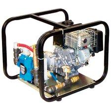 5.5 HP Gas Powered Twin Piston Hydrostatic Test Pump