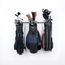 Small Golf Bag Rack