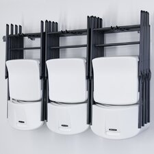 <strong>Monkey Bar Storage</strong> Large Folding Chair Rack