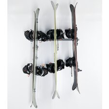 <strong>Monkey Bar Storage</strong> Snowboard Wall Rack