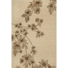 <strong>Liora Manne</strong> Carlton Brown Branches Rug