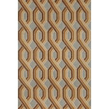 Carlton Neutral Braids Indoor/Outdoor Rug