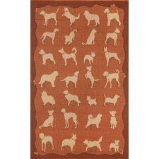 Terrace Terra Dog Walk Indoor/Outdoor Area Rug