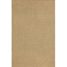 Monterey Neutral Texture Stripe Rug