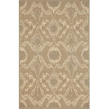 Monterey Neutral Ikat Indoor/Outdoor Rug