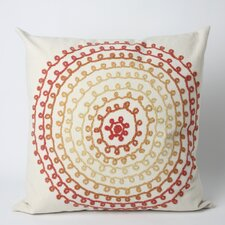 Ombre Threads Square Indoor/Outdoor Pillow