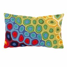 Pop Swirl Rectangle Indoor/Outdoor Pillow