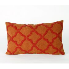 Visions II Crochet Tile Pillow