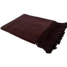 Bamboo Velvet Throw