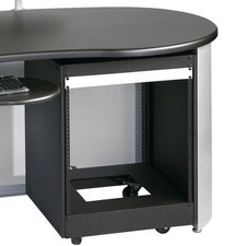 Rack for Under Graphite Workstation