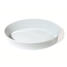 Update White Oval Baking Dish