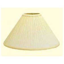 <strong>Deran Lamp Shades</strong> Coolie Mushroom Pleat Shade
