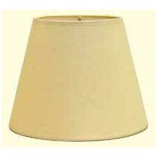 "12"" Down Bridge Hard Back Dulcote Linen Empire Shade"