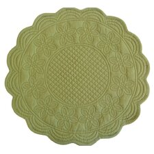 Sonia Celedon 16 inch Round Placemats (Set of 6)