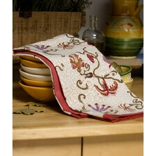<strong>Couleur Nature</strong> Fleurs des Indes Multi Tea Towel (Set of 3)