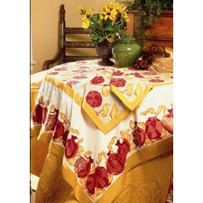 Pomegranate Dining Linens Set